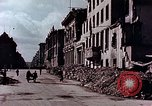 Image of bomb damage Berlin Germany, 1945, second 23 stock footage video 65675031436
