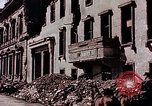 Image of bomb damage Berlin Germany, 1945, second 28 stock footage video 65675031436