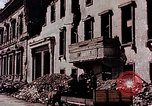 Image of bomb damage Berlin Germany, 1945, second 33 stock footage video 65675031436