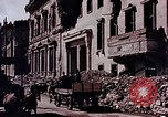 Image of bomb damage Berlin Germany, 1945, second 39 stock footage video 65675031436