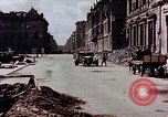 Image of bomb damage Berlin Germany, 1945, second 44 stock footage video 65675031436