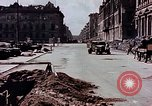 Image of bomb damage Berlin Germany, 1945, second 45 stock footage video 65675031436