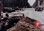Image of bomb damage Berlin Germany, 1945, second 47 stock footage video 65675031436