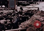 Image of bomb damage Berlin Germany, 1945, second 52 stock footage video 65675031436