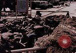 Image of bomb damage Berlin Germany, 1945, second 53 stock footage video 65675031436