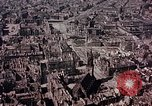 Image of bomb damage Berlin Germany, 1945, second 11 stock footage video 65675031437