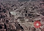 Image of bomb damage Berlin Germany, 1945, second 17 stock footage video 65675031437