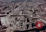 Image of bomb damage Berlin Germany, 1945, second 23 stock footage video 65675031437