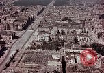 Image of bomb damage Berlin Germany, 1945, second 33 stock footage video 65675031437