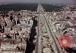 Image of bomb damage Berlin Germany, 1945, second 36 stock footage video 65675031437