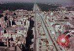 Image of bomb damage Berlin Germany, 1945, second 37 stock footage video 65675031437