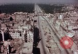 Image of bomb damage Berlin Germany, 1945, second 40 stock footage video 65675031437