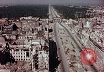 Image of bomb damage Berlin Germany, 1945, second 41 stock footage video 65675031437