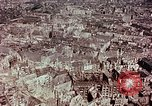 Image of bomb damage Berlin Germany, 1945, second 57 stock footage video 65675031437