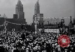 Image of Franklin Roosevelt addresses city of Chicago Chicago Illinois USA, 1937, second 29 stock footage video 65675031439