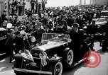 Image of Franklin Roosevelt addresses city of Chicago Chicago Illinois USA, 1937, second 31 stock footage video 65675031439