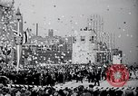 Image of Franklin Roosevelt addresses city of Chicago Chicago Illinois USA, 1937, second 36 stock footage video 65675031439