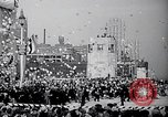 Image of Franklin Roosevelt addresses city of Chicago Chicago Illinois USA, 1937, second 37 stock footage video 65675031439