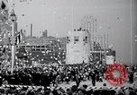 Image of Franklin Roosevelt addresses city of Chicago Chicago Illinois USA, 1937, second 38 stock footage video 65675031439