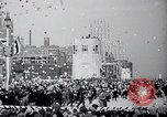 Image of Franklin Roosevelt addresses city of Chicago Chicago Illinois USA, 1937, second 39 stock footage video 65675031439