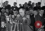 Image of Franklin Roosevelt addresses city of Chicago Chicago Illinois USA, 1937, second 48 stock footage video 65675031439