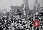 Image of Franklin Roosevelt addresses city of Chicago Chicago Illinois USA, 1937, second 57 stock footage video 65675031439