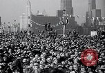 Image of Franklin Roosevelt addresses city of Chicago Chicago Illinois USA, 1937, second 59 stock footage video 65675031439