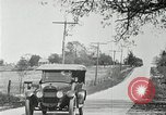 Image of aerial view Willamette River Westside Waterfront 1920s Portland Oregon USA, 1925, second 17 stock footage video 65675031461