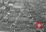 Image of aerial view Willamette River Westside Waterfront 1920s Portland Oregon USA, 1925, second 34 stock footage video 65675031461