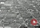 Image of aerial view Willamette River Westside Waterfront 1920s Portland Oregon USA, 1925, second 35 stock footage video 65675031461