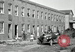 Image of African American family with 1920s early car United States USA, 1927, second 8 stock footage video 65675031464