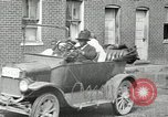 Image of African American family with 1920s early car United States USA, 1927, second 20 stock footage video 65675031464