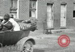 Image of African American family with 1920s early car United States USA, 1927, second 21 stock footage video 65675031464