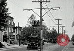 Image of African American family with 1920s early car United States USA, 1927, second 41 stock footage video 65675031464