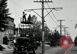 Image of African American family with 1920s early car United States USA, 1927, second 43 stock footage video 65675031464