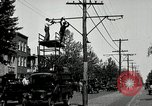 Image of African American family with 1920s early car United States USA, 1927, second 45 stock footage video 65675031464