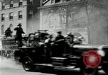 Image of trucks and vans United States USA, 1927, second 38 stock footage video 65675031465