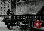 Image of trucks and vans United States USA, 1927, second 39 stock footage video 65675031465