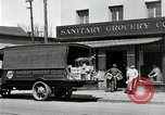 Image of trucks and vans United States USA, 1927, second 50 stock footage video 65675031465