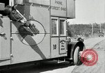 Image of trucks and vans United States USA, 1927, second 55 stock footage video 65675031465