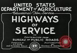 Image of early paths roads and wagon routes west in United States United States USA, 1929, second 6 stock footage video 65675031469