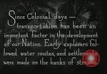 Image of early paths roads and wagon routes west in United States United States USA, 1929, second 18 stock footage video 65675031469