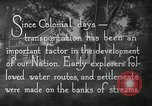 Image of early paths roads and wagon routes west in United States United States USA, 1929, second 22 stock footage video 65675031469