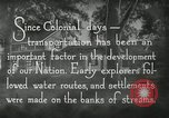 Image of early paths roads and wagon routes west in United States United States USA, 1929, second 23 stock footage video 65675031469