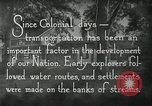 Image of early paths roads and wagon routes west in United States United States USA, 1929, second 25 stock footage video 65675031469