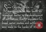 Image of early paths roads and wagon routes west in United States United States USA, 1929, second 28 stock footage video 65675031469