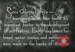 Image of early paths roads and wagon routes west in United States United States USA, 1929, second 29 stock footage video 65675031469