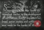 Image of early paths roads and wagon routes west in United States United States USA, 1929, second 31 stock footage video 65675031469