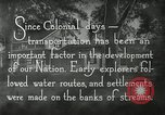 Image of early paths roads and wagon routes west in United States United States USA, 1929, second 34 stock footage video 65675031469