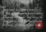 Image of early paths roads and wagon routes west in United States United States USA, 1929, second 40 stock footage video 65675031469